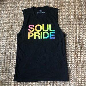 SoulCycle Soul Pride Men's Tank Medium